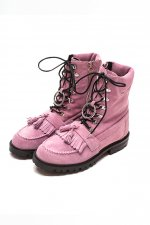 FREAK(NUBUCK LEATHER)(PINK)