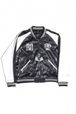 BLINDLY SKA JACKET(BLACK/WHITE)