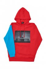 ANIMATION CHIMERA HOODIE(RED)