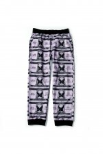 million dollar orchestra pattern pants(PURPLE)