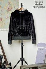 luxury hoodie(BLACK)