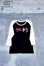 marti color SICK'S raglan T(MULTI)