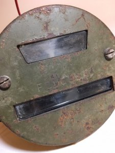 ヴィンテージ・軍用テールライト