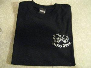 MOTO DEVIL  2face・Tシャツ