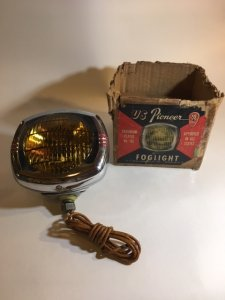 1940s US Pioneer FOGLIGHT No.145