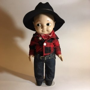 1950s Buddy Lee Doll バディ・リー