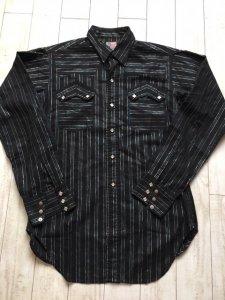 Levi's サドルマン・ウエスタンシャツ