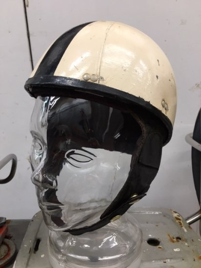 ヴィンテージ・Everoak(エバーオーク)ヘルメット