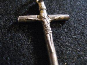 ヴィンテージ・十字架ペンダントトップ