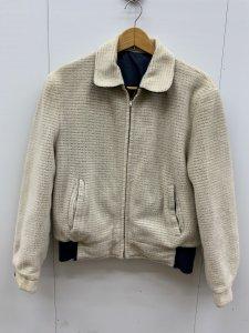 50s・フリース(ギャバジャン風)ジャケット