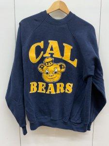 ヴィンテージスウェット・CAL BEARS