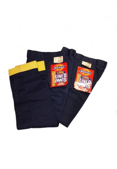 Dickies FLANNEL LINED PANTS MADE IN USA