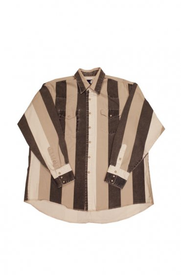 Wrangler stripe shirt
