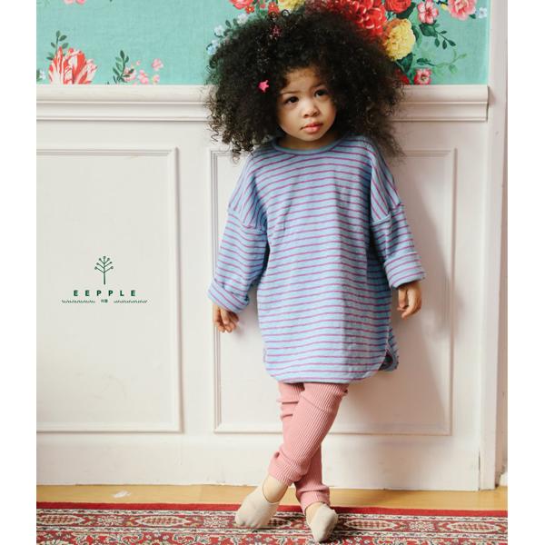 【ご予約】Spring Rib Leggings|韓国子供服 Hulule(フルレ)