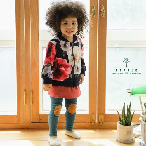 【ご予約】Blossom Jacket|韓国子供服 Hulule(フルレ)