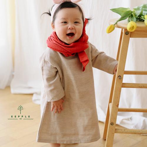 【ご予約】Box Dress|韓国子供服 Hulule(フルレ)