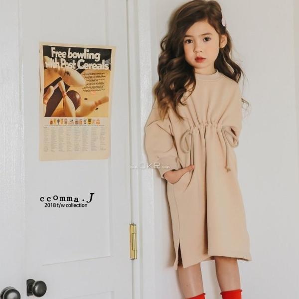 【ご予約】String Dress|韓国子供服 Hulule(フルレ)