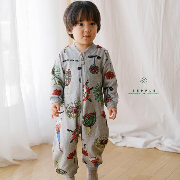 【ご予約】Flower Drawing Suit|韓国子供服 Hulule(フルレ)