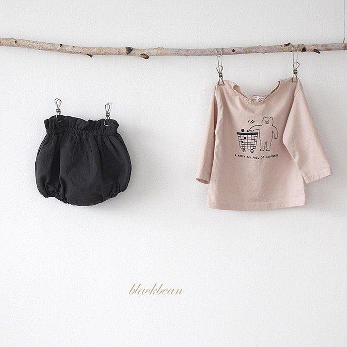 ベアT&ブルマセット BLACKBEAN | Hulule(フルレ)