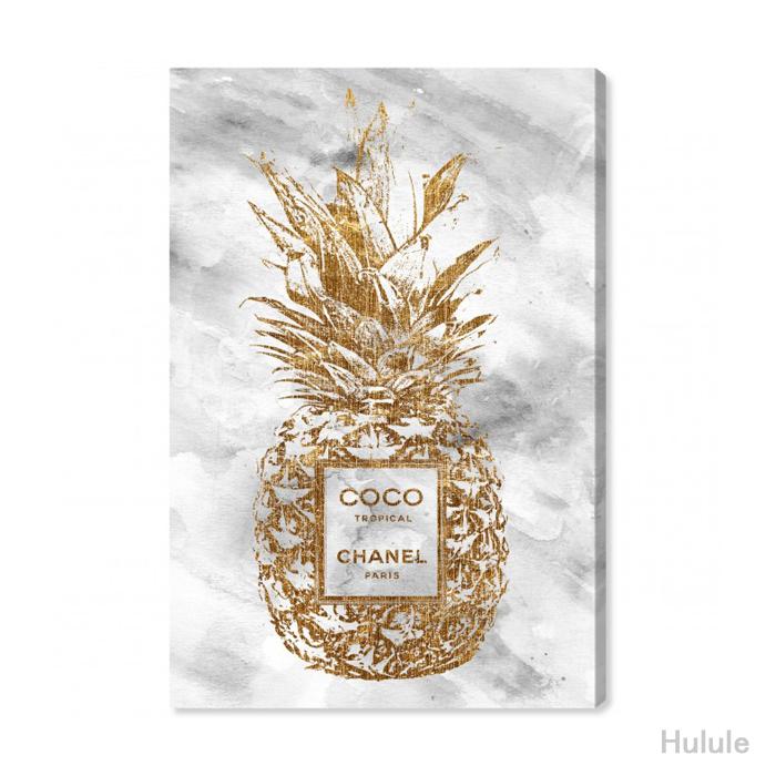 日本未入荷・オリバーガル(Oliver Gal)(25x38cm〜76x114cmまで5サイズ展開) COCO TROPICAL シャネル アート