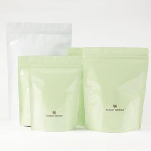 【持ち歩きジップ袋】(使用済み布ナプキンの持ち歩き用ジップ袋)