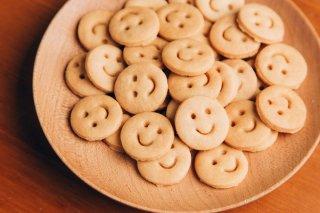 ちびすけ玄米クッキー 白(プレーン)
