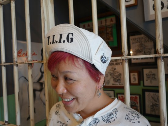 <img class='new_mark_img1' src='//img.shop-pro.jp/img/new/icons59.gif' style='border:none;display:inline;margin:0px;padding:0px;width:auto;' />IRON BALL WORK CAP (ホワイト) WACKY RACE×MATTSONS オリジナルワークキャップ