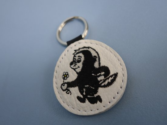 STINKS♯A Leather Key Holder  SNOID キーホルダー