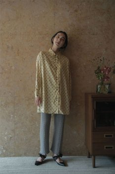 Alan pattern knit pants