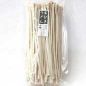 津南天上原菜園  玄ひきうどん(太麺) 250g