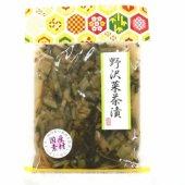 村山物産 野沢菜茶漬け 120g