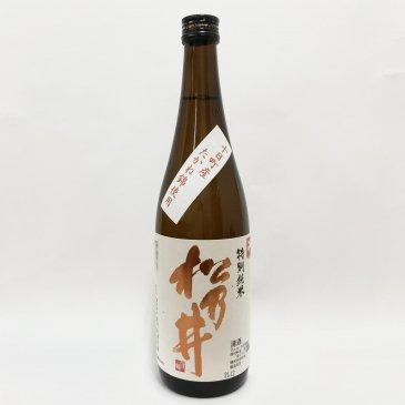松乃井酒造場 特別純米酒 松乃井 720ml