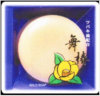 舞椿ゴールドソープ(110g)