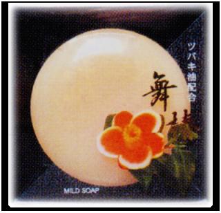 舞椿マイルドソープ(100g)