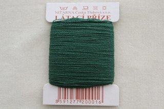 チェコの糸(深緑)