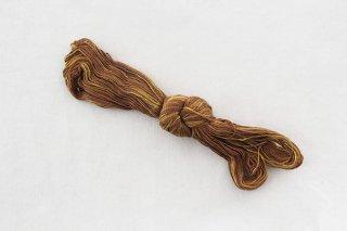 ハンガリーの刺繍糸(からしMIX)