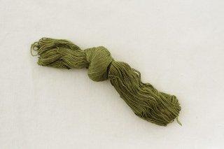 ハンガリーの刺繍糸(抹茶緑)