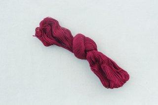 ハンガリーの刺繍糸(ワイン)
