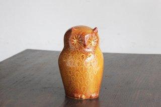 陶製だるまミミズク/ハンガリー