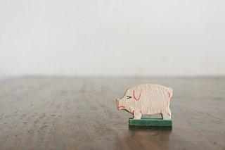 ザイフェンのペラ木の動物/豚