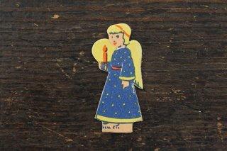 紙人形/キャンドル女の子