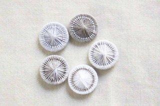 チェコの糸ボタン/16mm 5個セット 限定色1