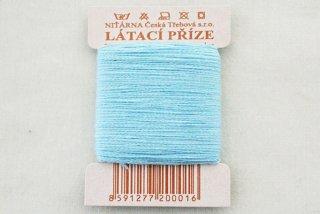 チェコの糸(わすれな草)