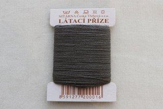 チェコの糸(チャコールグレー)