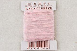 チェコの糸(薄ピンク)