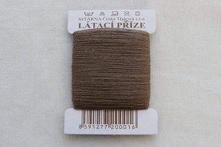 チェコの糸(薄茶)