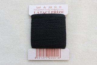 チェコの糸(黒)