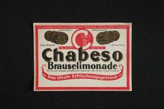 飲みものラベル(Chabeso)/ドイツ