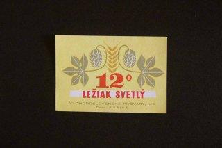 ビールラベル(LEZIAK)/チェコ