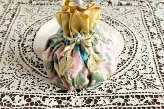お手製の裁縫巾着/チェコ